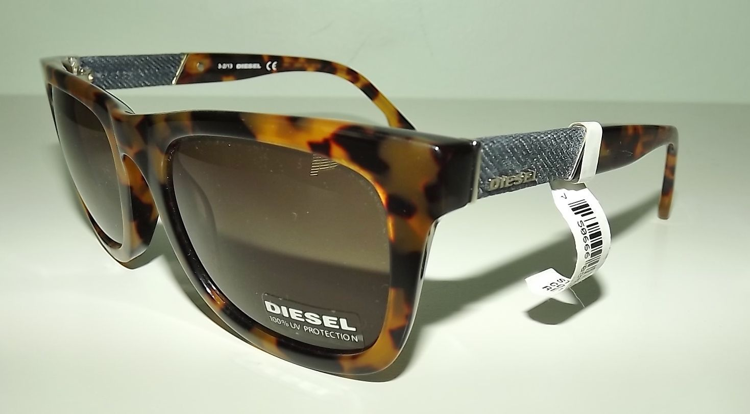 6f9b99a2040c New Diesel Unisex Madison Sunglasses Havana and 50 similar items