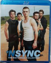 NSync The Historical Collection Blu-ray Disc - $33.99