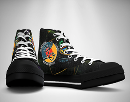 Electric Light Orchestra Canvas Sneakers Shoes - $49.99