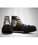 Electric Light Orchestra Canvas Sneakers Shoes - $29.99