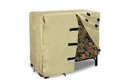 Eevelle Portofino Log Rack | Tan (Large) - $48.19