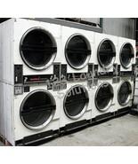Speed Queen Stack Dryer 30LB 120V STD32DG Almond Finish Used - $841.50