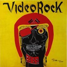 """Video Rock (Album Cover Art) - Framed Print - 16"""" x 16"""" - $51.00"""