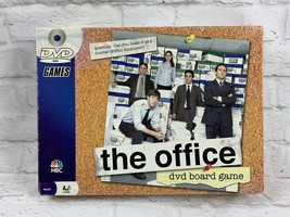 The Office DVD Board Game ~ 100% Complete - $20.71