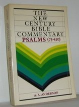 The Book of Psalms:73-150 (The New Century Bible Commentary) Anderson, A... - $19.99