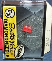 STEREO PHONOGRAPH STYLUS NEEDLE for Columbia Denon DSN-14 DSN-17 DN-78S GM-10 image 3