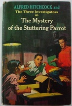 Three Investigators #2 Mystery of the Stuttering Parrot 1st Edition 1st ... - $36.50