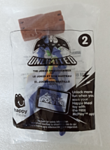 McDonalds 2015 Batman Unlimited The Joker Smashhammer No 2 DC Comics Action Toy - $6.99