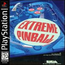 Extreme Pinball Playstation PS1  Complete CIB - $9.59