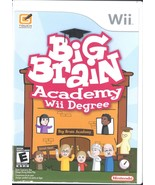 Big Brain Academy: Wii Degree (Nintendo Wii, 2007) - $12.99