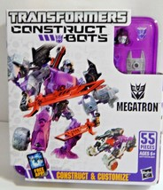 Transformers Construct Bots Elite Class E1 05  Megatron Buildable Action... - $29.99