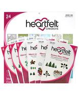 Bundle Heartfelt Creations Merry & Bright Collection 7-Piece Set, IWIA1101  - $140.25