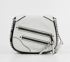 MARC JACOBS PYT White Small Leather Saddle Bag - $347.50