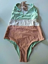Tavik Rose Dawn Color Blocked Chase One Piece Size Small image 1