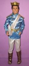 Barbie Ken 2003 Fantasy Tales Fairy Tale Prince Blonde Rooted Doll OOAK ... - $18.00