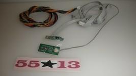 Vizio D50N-E1 Tv Button And Ir Board 715G6284-k01-000-004f R01-000-004f & Power - $23.76