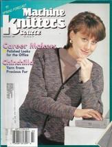 Machine Knitters Source Mar Apr 1997 Magazine Chinchilla Patterns & More - $4.27