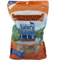 Natural Balance Süßkartoffel Fisch Leckerli für Hunde keine künstlichen ... - $12.34
