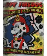 Cappy Firedog - Fun Pages & Activity Pack. With Stickers, Crayons & Penc... - $1.95