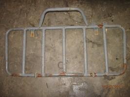 KAWASAKI 2001 BAYOU 220 2X4 FRONT RACK (NEEDS PAINT) (M23) P-793L PART 1... - $40.00