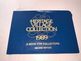 Dept 56 The Heritage Village Collection 1989 A Book For Collectors 2nd E... - $5.00