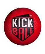 Franklin Sports Rubber Kickball (Red) - $18.99