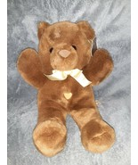 "Vintage Soft Classics Dakin Playthings Bear ☆ Plush Unique ☆ 1988 ☆ 8"" Sitting - $14.75"