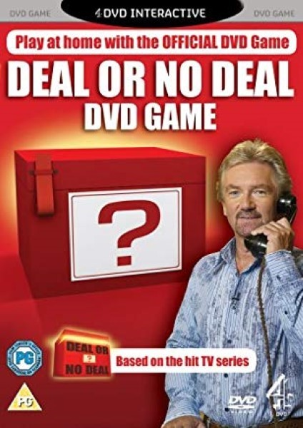Game - Deal Or No Deal Dvd