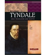 William Tyndale: Bible Translator And Martyr Rees, Fran - $38.30