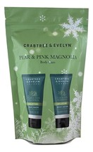 Crabtree & Evelyn Pear & Pink Magnolia Body Wash & Body Lotion Kit - $22.00