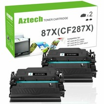 Aztech Compatible Toner Cartridge Replacement for HP 87X CF287X 87A CF287... New - $89.09