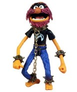 The Muppets Palisades Tour 2003 Action Figure Animal by Palisades Toys - $47.03