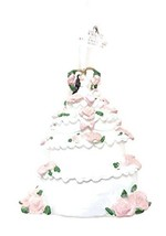 Wedding Cake Ornament - $15.00