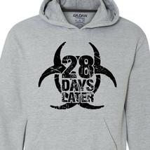 28 Days Later Hoodie horror zombie movie sweatshirt the rage virus 28 weeks image 2