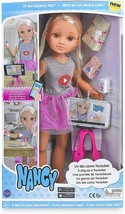 Nancy Un Día As Youtuber Famosa 700014272 With Accessories And Its App 1... - $209.44