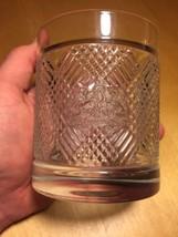 Ralph Lauren CUT CRYSTAL Glen Plaid Old Fashioned Tumbler - $18.69