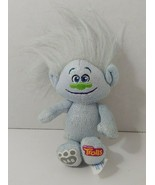 Build a bear Trolls Plush key-chain Guy Diamond small tiny mini stuffed ... - $6.92