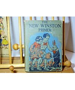 The Tall Book of Fairy Tales (1947) & The Winston Primer (1928) vintage ... - $29.70