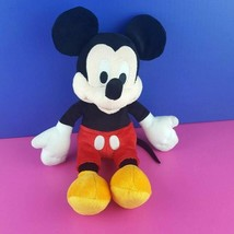 "Disney Kcare Plush Mickey Mouse Kiu Hung Industries 11"" Stuffed Animal  - $21.77"