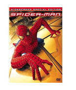 Spider-Man Widescreen Special Edition DVD - $2.29