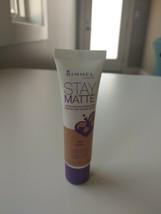 Rimmel London Stay Matte Liquid Mousse Foundation, 300 Sand. New - $8.86
