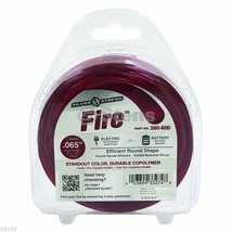 Stens #380-600 Silver Streak Trimmer Line The Fire .065 50' Clamshell - $9.89