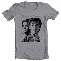 Road House T shirt retro 1980's classic movie 100% cotton graphic printed tee image 1