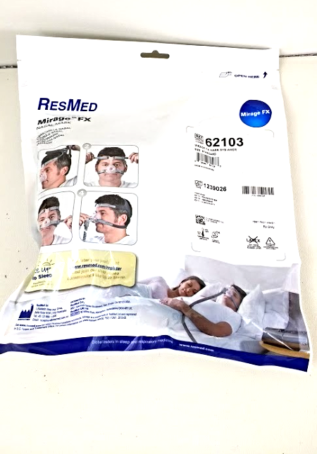 CPAP ResMed Mirage™ FX CPAP Mask with Headgear 62103