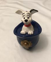 Walt Disney 101 Dalmatians SN 1-4 Constable OFFICER Dog on Blue Hat - $9.90