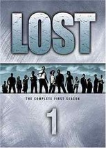 DVD - Lost - The Complete First Season 7-DVD  - $9.94