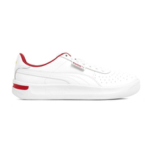 Puma California Drive Thru (In & Out/ White/ Red/ Yellow Leather) Men 8-13 - $109.99