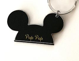 Walt Disney World Mickey Mouse Ears Pop Pop Metal Keychain NEW - $16.90