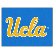 """Fanmats NCAA UCLA Bruins All-Star Mat Area Rug Large 34"""" x 43"""" Del. 2-4 Days - $45.53"""