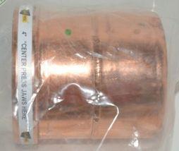 Apollo Xpress 54593 10062152 4 Inch Lead-Free Copper Tube Press Cap image 3